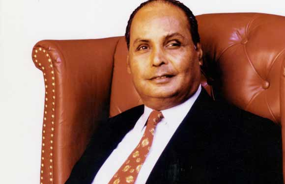 Relationship between the two Ambani brothers soured after Dhirubhai Amabani passed away